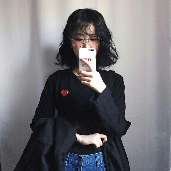 how to cut your own korean see through bangs