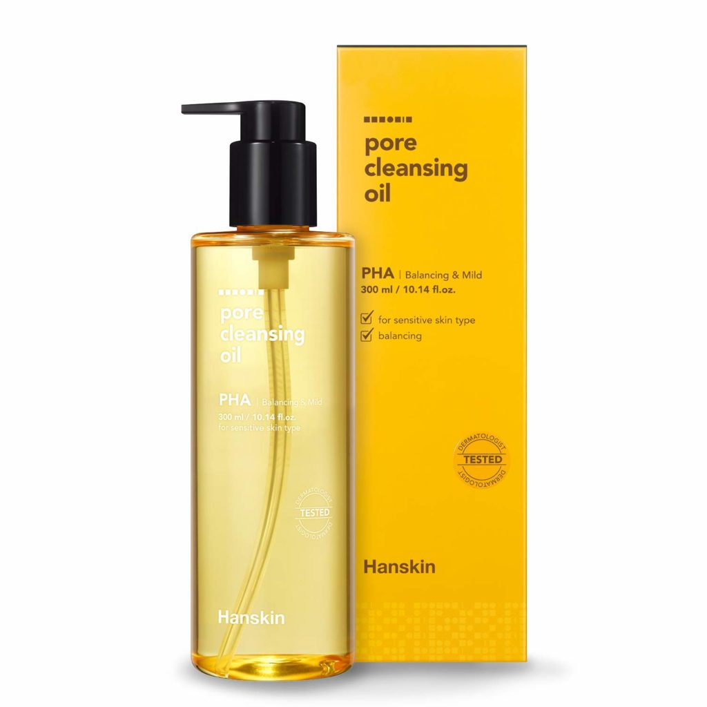 the face shop rice water light cleansing oil