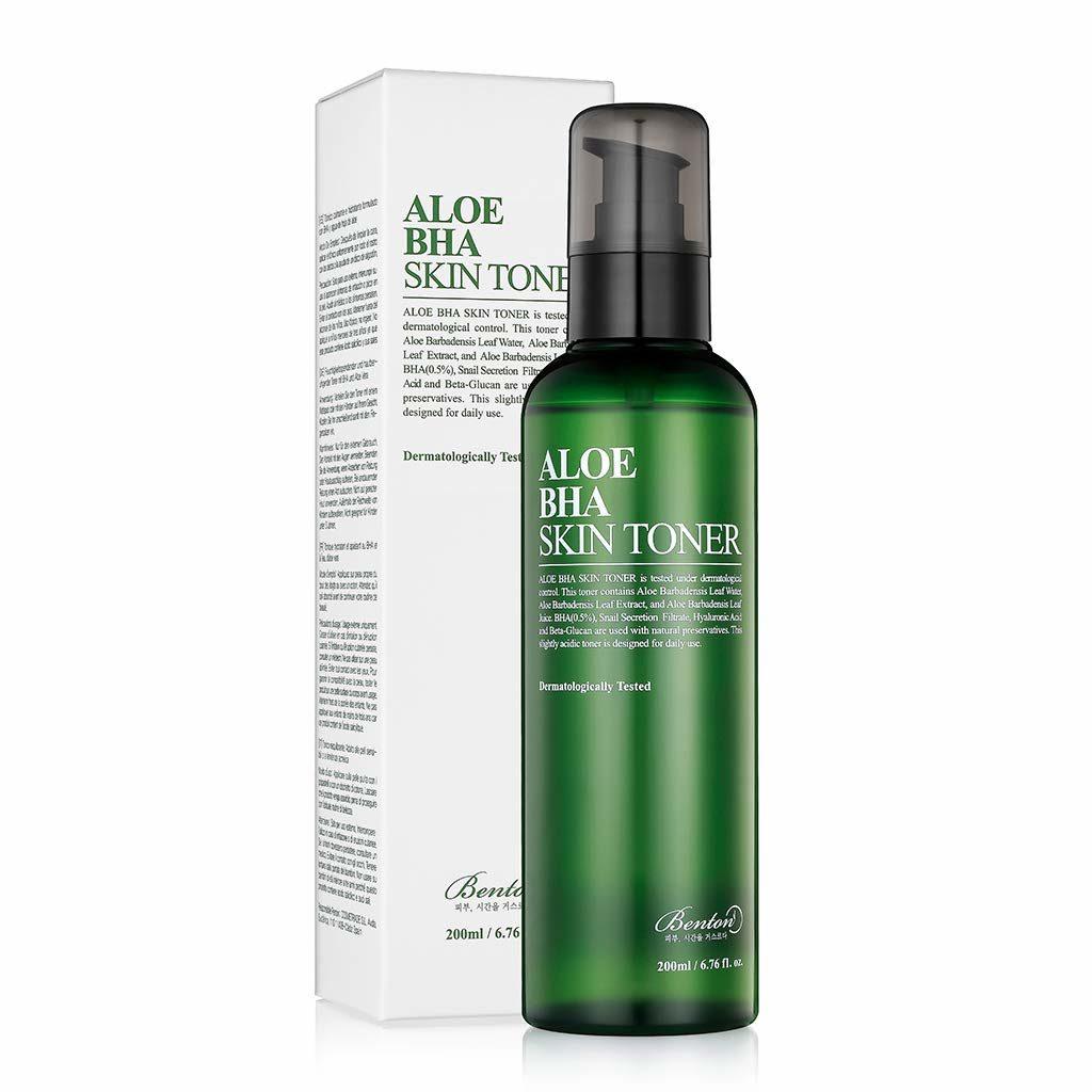 Good korean toner for oily skin