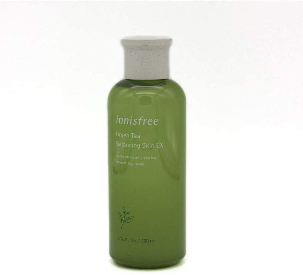 Top korean toner for oily skin