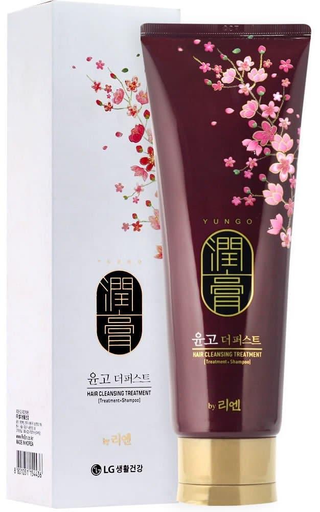 korean perfume shampoo