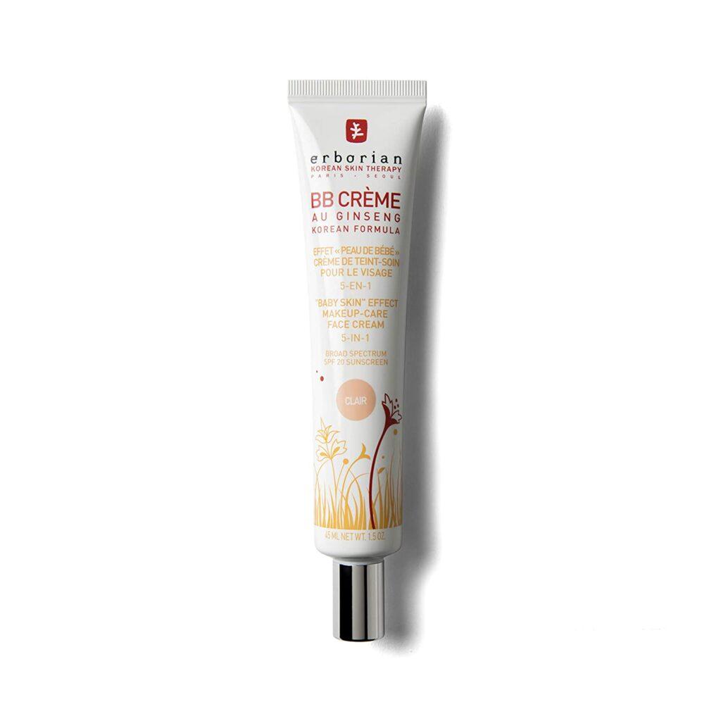 best korean bb cream for pale skin