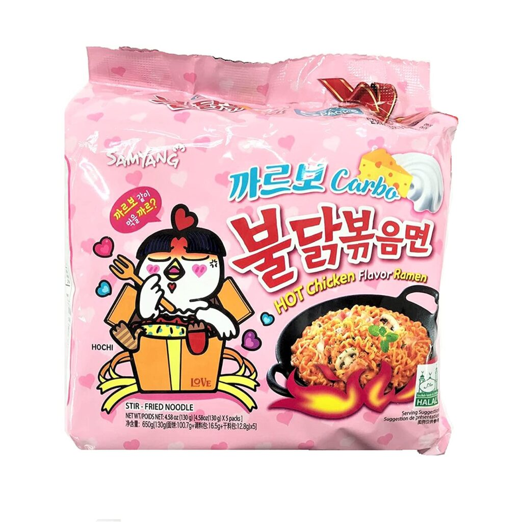 best korean ramen 2020