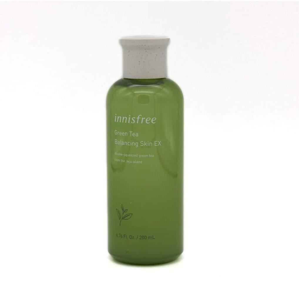Hydrating Korean toner for dry skin