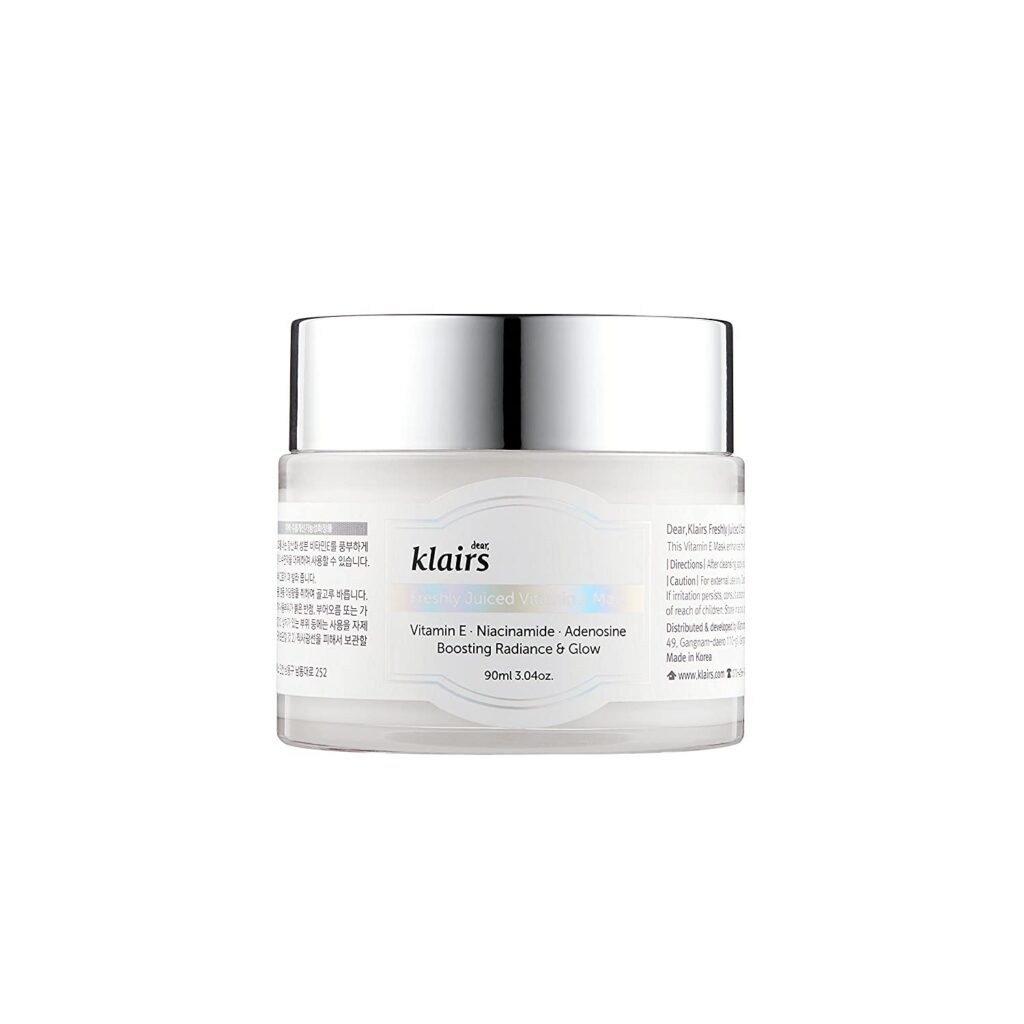 best hydrating wash off mask