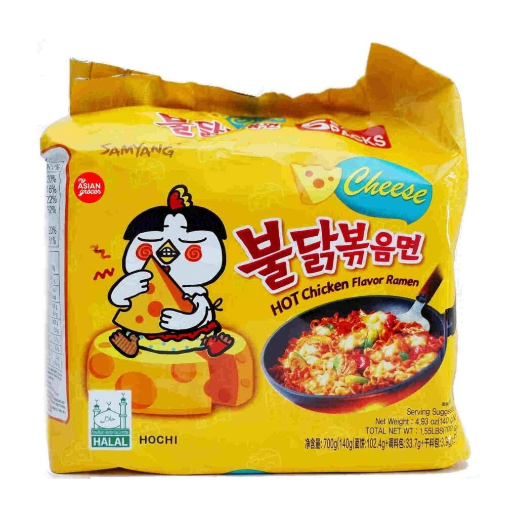 best korean instant ramen 2020