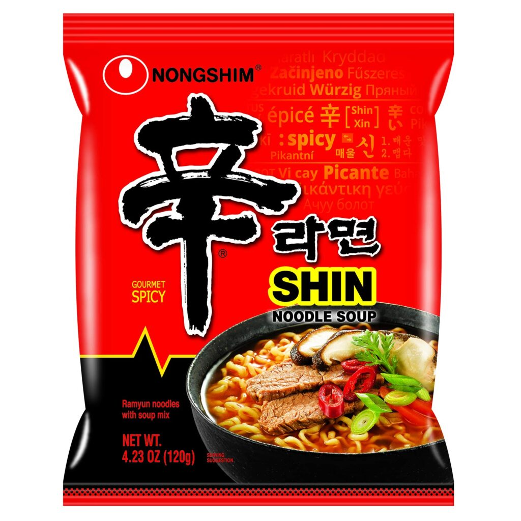 best korean instant noodles 2020