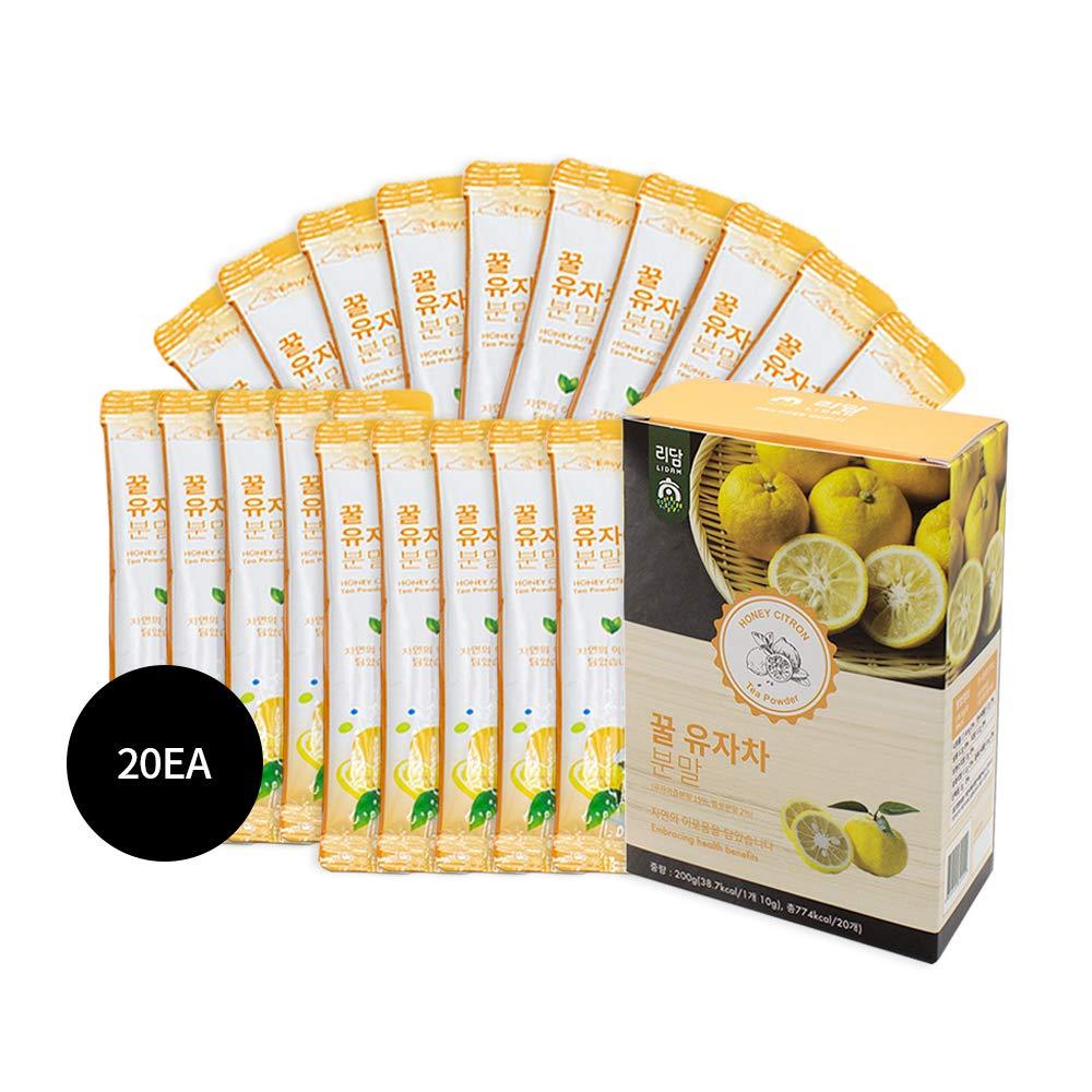 honey citron tea weight loss
