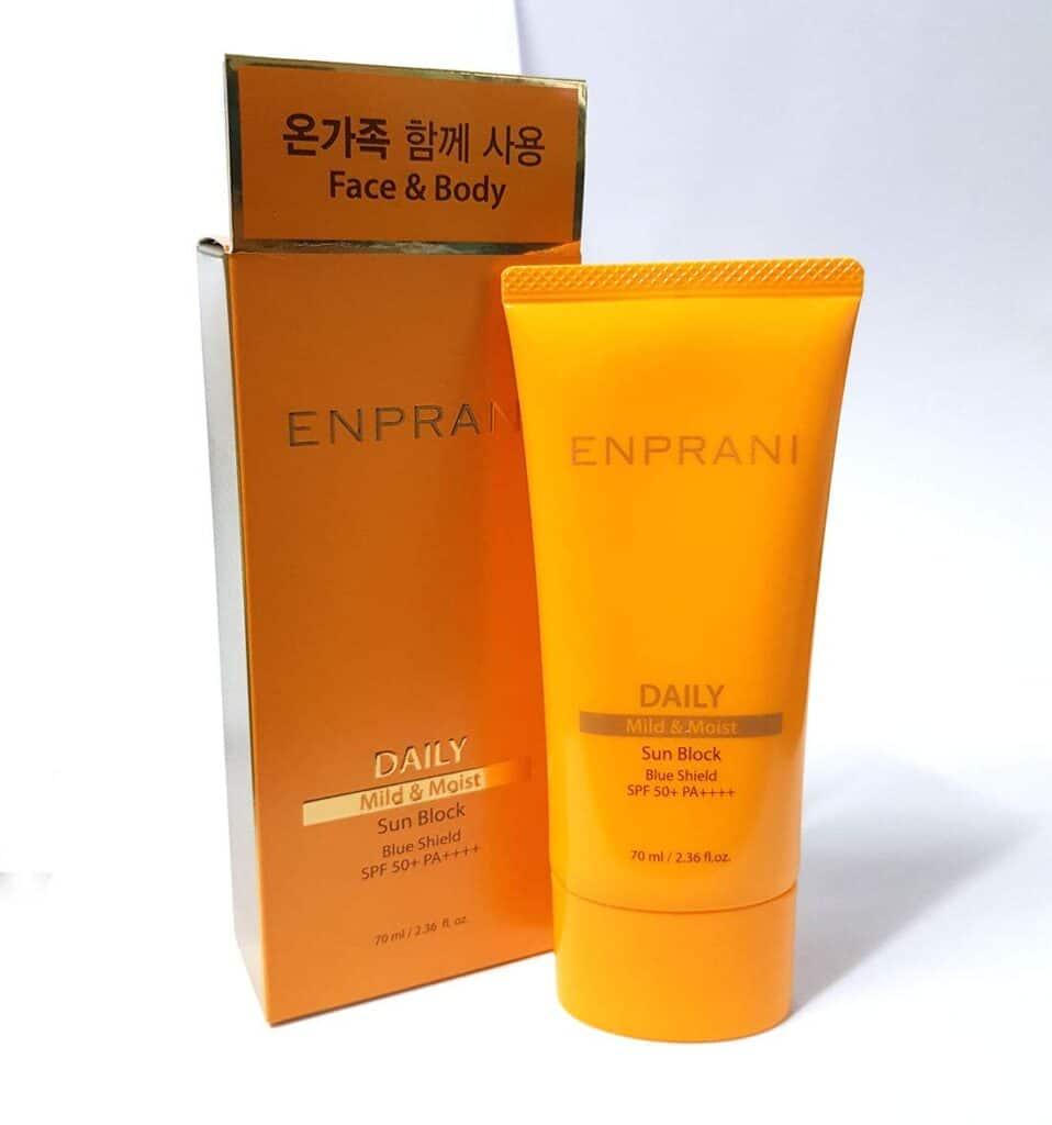 best korean sunscreen for oily skin 2021
