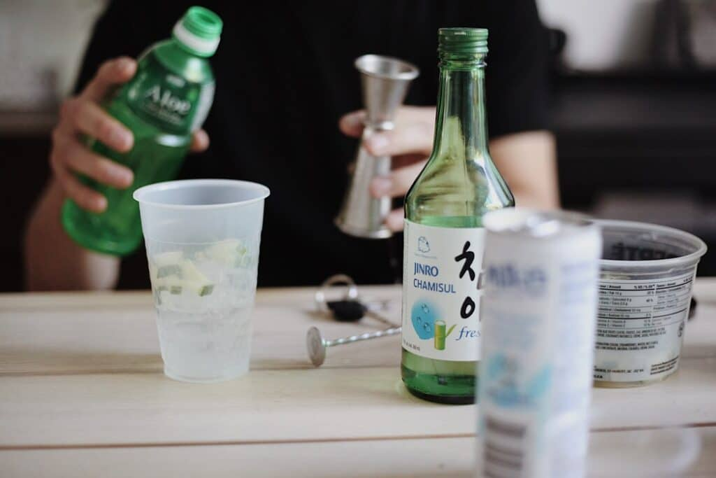 korean yogurt drink recipe