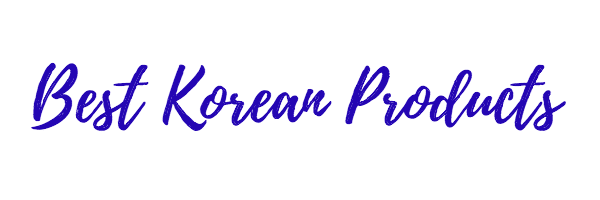 Best Korean Products